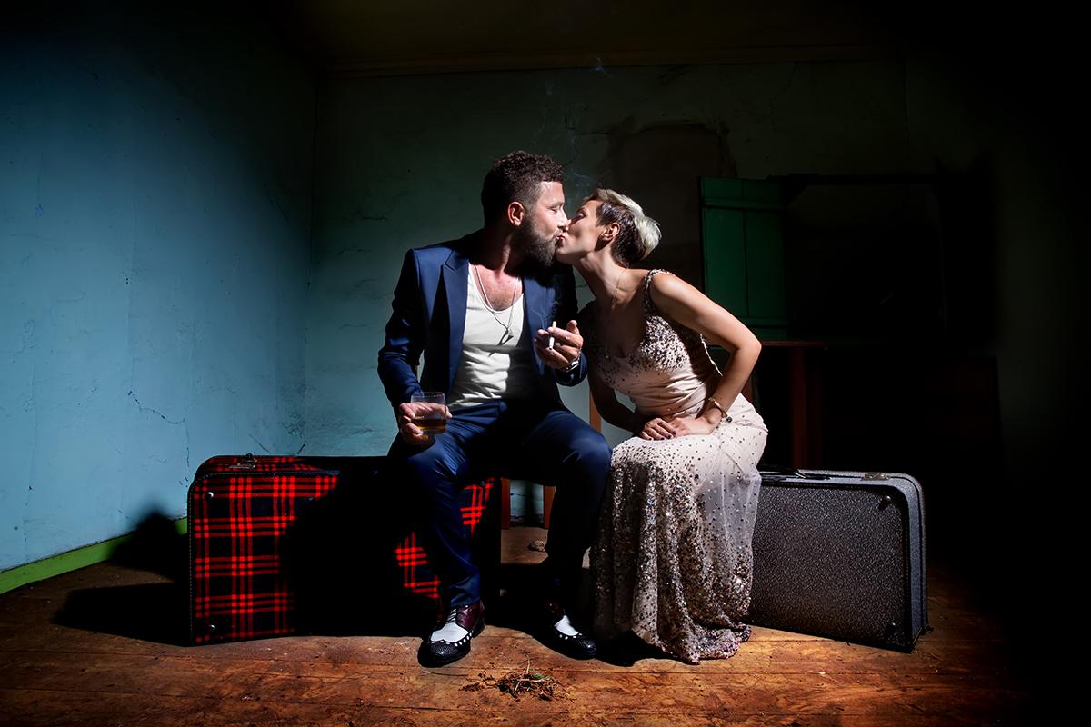 η φωτογραφία γάμου της νενας και του αποστολη
