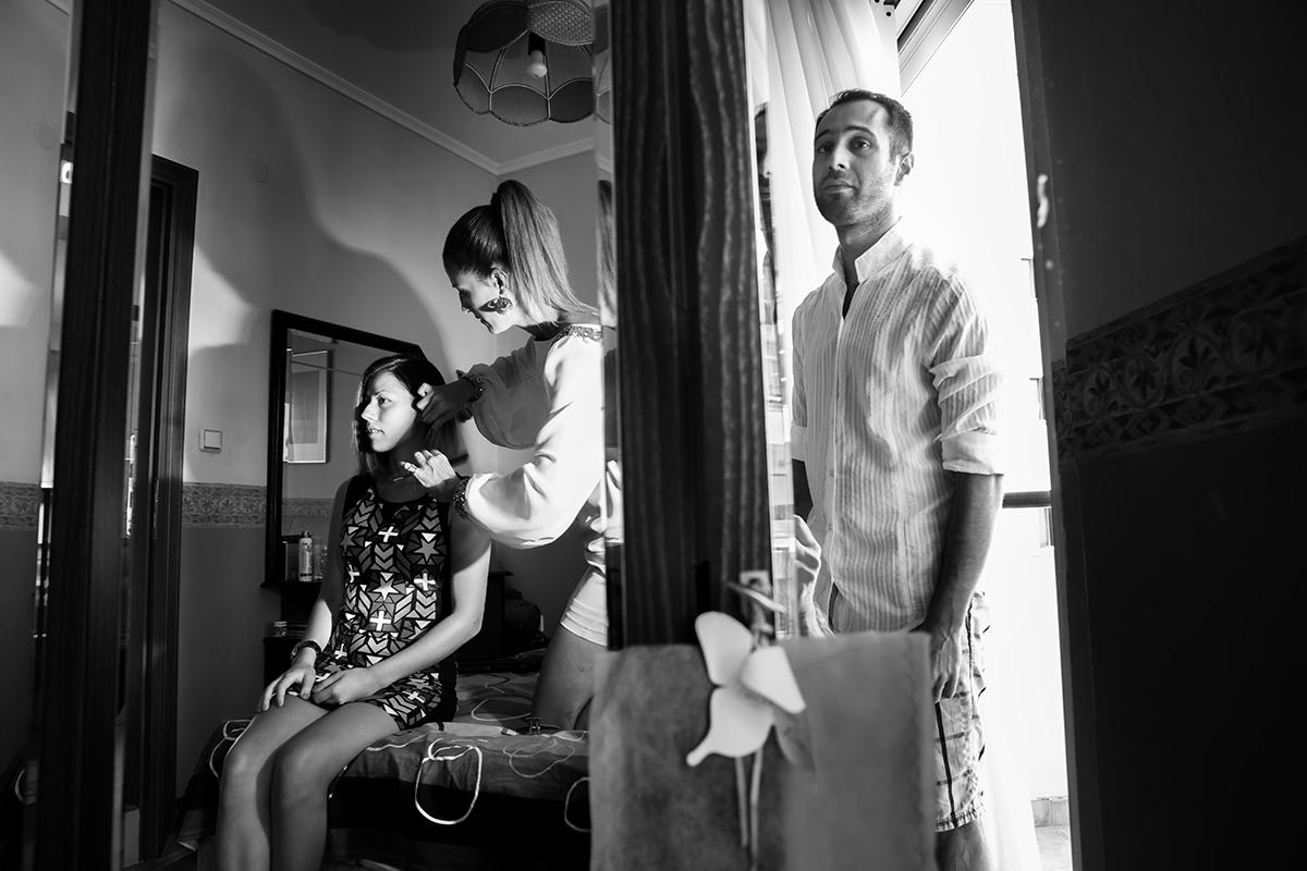 η φωτογραφία γάμου της νενας και του αποστολη,φωτογραφία γάμου,ο αδελφός