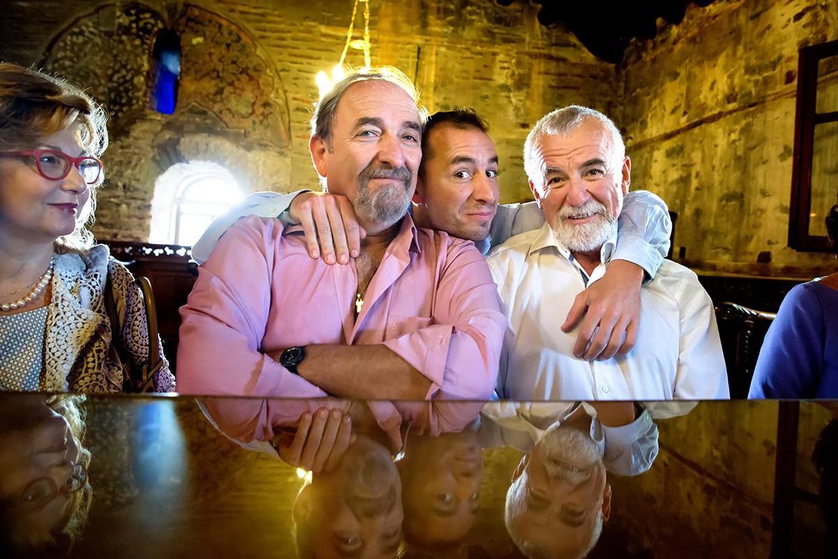 φωτογράφηση βάπτισης στη Θεσσαλονίκη