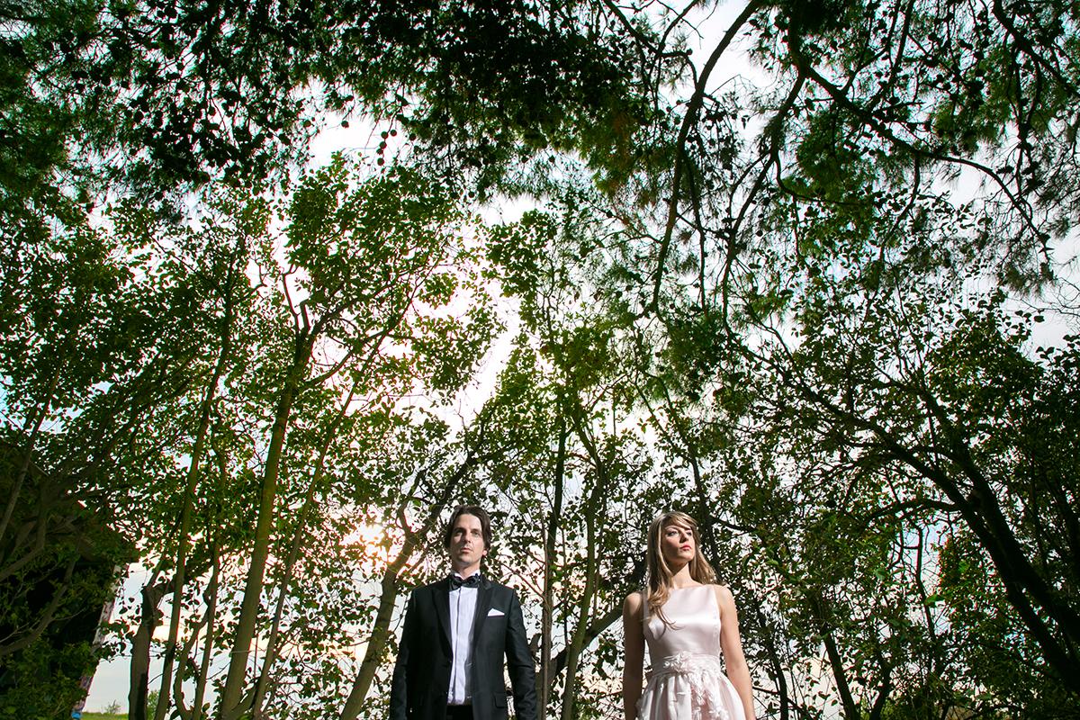 φωτογράφηση πολιτικού γάμου